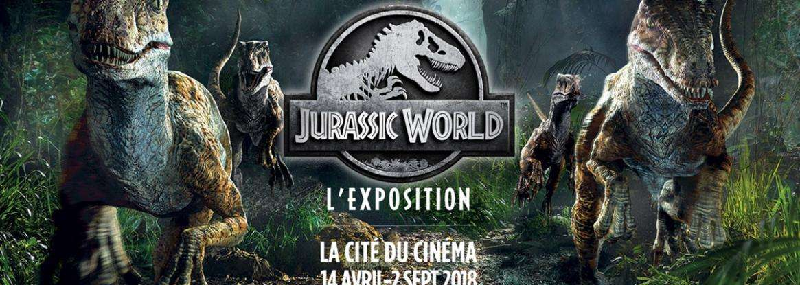 Jurassic World : A breathtaking journey!