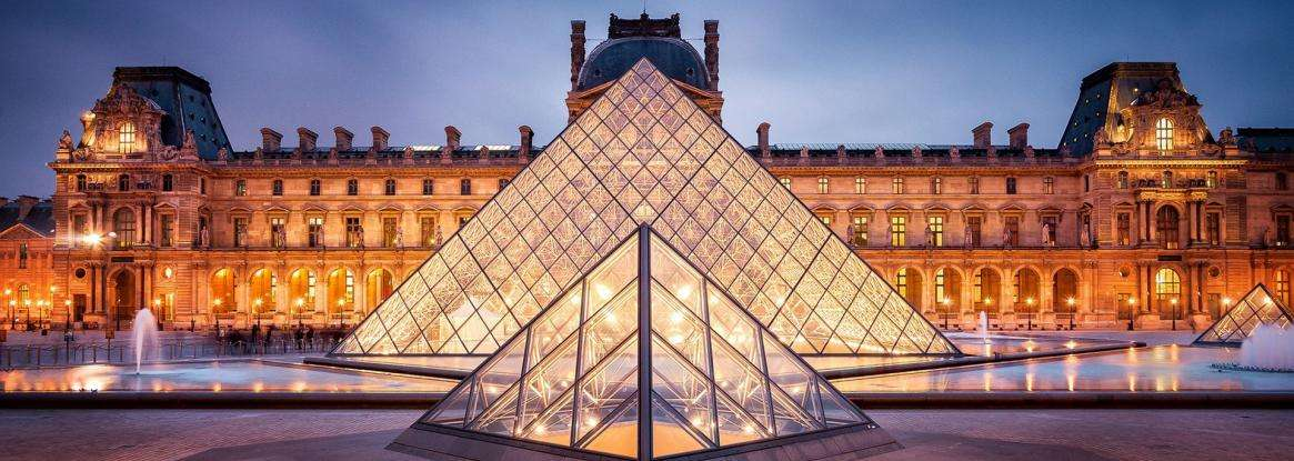 Saturday Night Openings at The Louvre